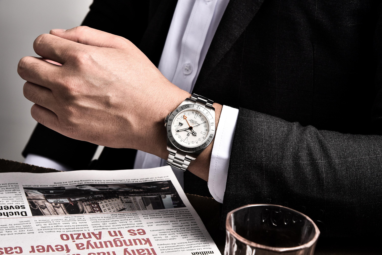 """Pagani Design PD-1693 GMT White """"Steve McQueen"""""""