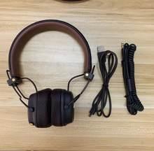 Major III fone de ouvido Fones de Ouvido bluetooth gaming fone de ouvido com Microfone fones de ouvido sem fio Para marshall major iii אוזניות 이