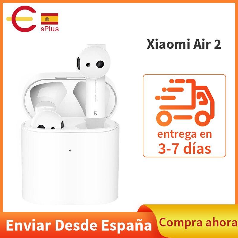 Nouveau XIAOMI Airdots Pro 2 Air 2 Mi True Wireless ecouteurs 2 TWS Bluetooth 5.0 14H autonomie ENC LHDC robinet contrôle double micro