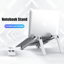 Подставка для ноутбука coolcold с регулируемым охлаждением портативный