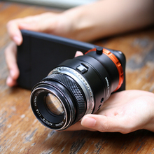 Smartphone Lens with Frame