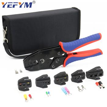 YE-04BX szczypce do zaciskania szybka wymiana zacisk narzędzia zestaw 230mm ze stali węglowej wielofunkcyjne elektryczne yekym tanie i dobre opinie YEFYM CN (pochodzenie) Stal węglowa Proste EUROPEJSKA Crimping pliers YE-04BX Mini Wielofunkcyjne szczypce