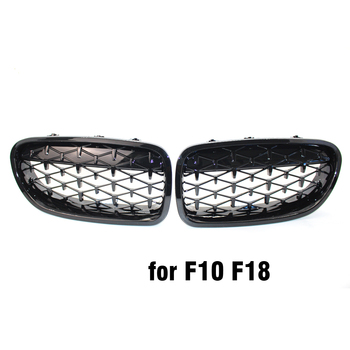 Car Front Sport Grill Kidney Grilles Grill For BMW 5 Series F10 F11 520i 523i 525i 530i 535i 2010+