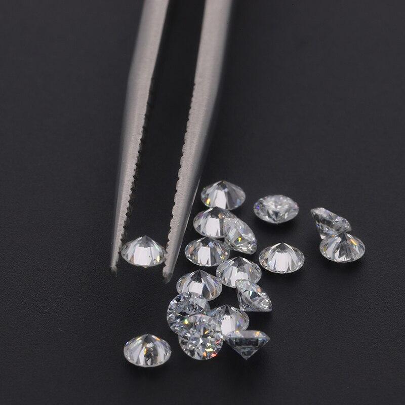 Starszuan 2.2mm DEF VS loose lab grown diamonds high quality HTHP lab diamond for jewelry setting