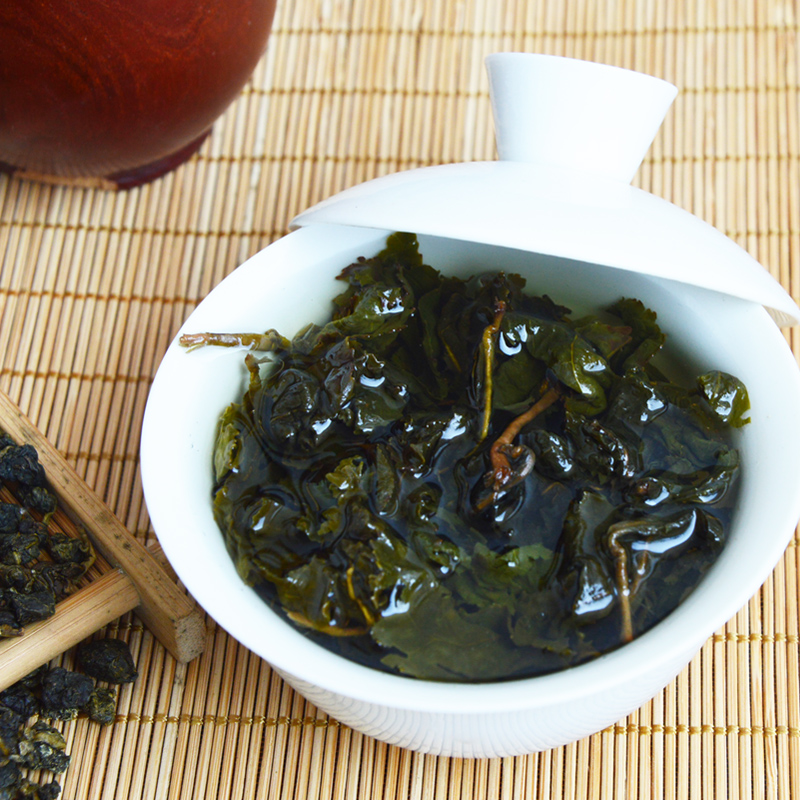 150g 2020 Taiwan High Mountains Jin Xuan Milk Oolong Tea For Health Care  Oolong Tea Green food With Milk Flavor 2