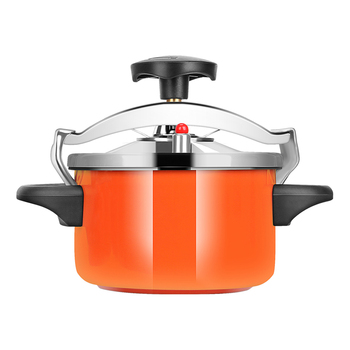 Mini pressure cooker Stainless steel Camping outdoor picnic kitchen cookware stew pot induction cooker gas stove cooking pot pan