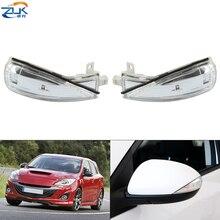 ZUK LED Auto Rück Tür Spiegel Blinker Repeater Licht Für Mazda 3 BL 2008 2014 Für Mazda 6 GH 2007 2015 Blinker Anzeige