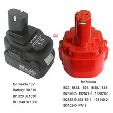 Dvisi MT20MN 18V Pin Li Ion Chuyển Đổi Đến 18V NI CD/Ni MH Sạc Dụng Cụ Adapter Dành Cho Makita Điện Không Dây dụng Cụ (Pin Không Inclu