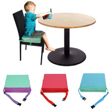 Booster-Seat Cushion-Pad High-Chair Feeding Dining Washable Kids for Thicken Increasing
