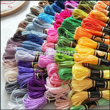 114 skeins  Cross stitch Floss Thread