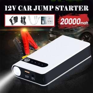12V 20000mAh Car Jump Starter