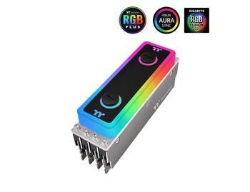 Настольный комплект памяти с водяным охлаждением Thermaltake WaterRam RGB DDR4 3600 32GB (8Gx4)