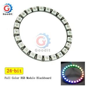 WS2812B Module Strip 24 Bits 2