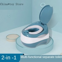 Baby large toilet baby child toilet ladder child toilet neutral travel toilet training toilet