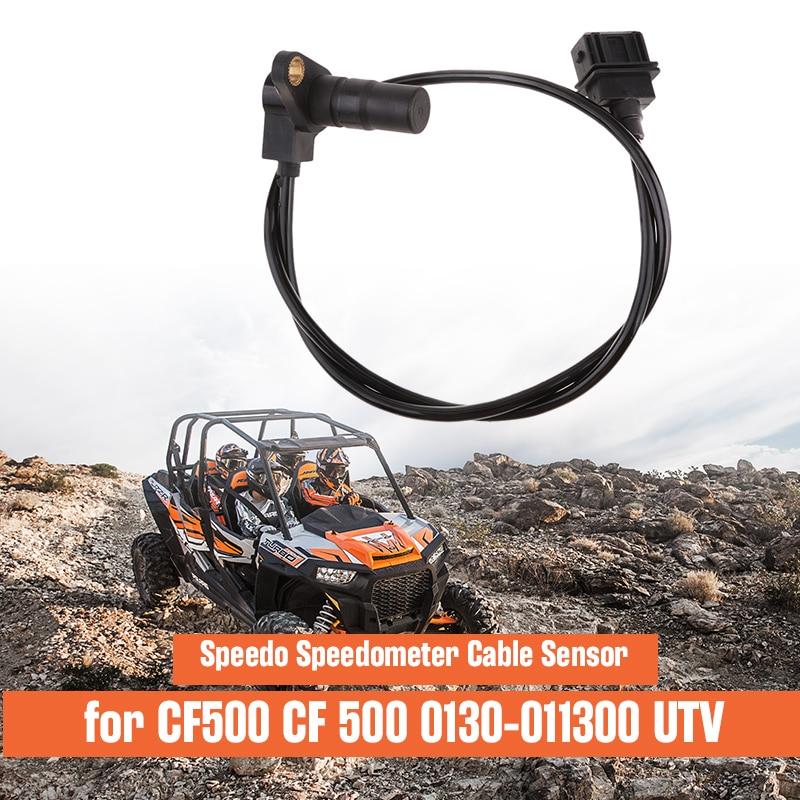 ATV Speedometer Sensor Quad Speedo Meter Sensor Cable For CF500 CF 500 ATV UTV Quad 0130-011300 ATV Accessories