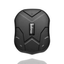 цена на Car GPS Tracker TKSTAR TK905 5000mAh 90 Days Standby 2G Vehicle Tracker GPS Locator Waterproof Magnet Voice Monitor Free Web APP