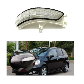 Lofty Richy For Honda FIT JAZZ 2003-2008 CITY 2003-2008 Rearview Mirror Turn Signal Side Mirror LED Repeater Lamp image