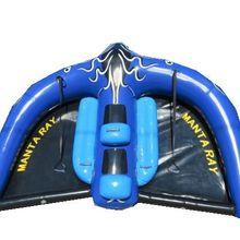 Водные виды спорта игрушка надувная летающая Манта луч/надувная летающая рыба Манта луч для воды