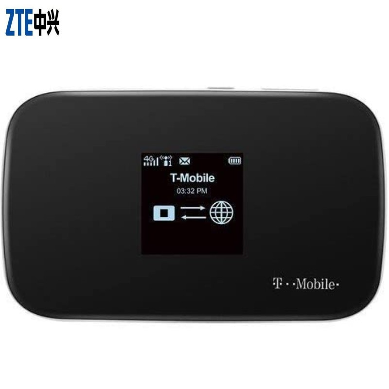 ZTE Z64   Mobile Wifi Hotspot 3G Router MF64   Up to 21Mbps Download Speed   Up to 8 connected devices   Create A WLAN Anywhere