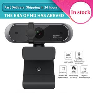 M9 HD 1080P мини веб-камера, компьютерная веб-камера, анти-подглядывающая Поворотная камера, камера для Youtube PC, прямая трансляция, видеоконференц...