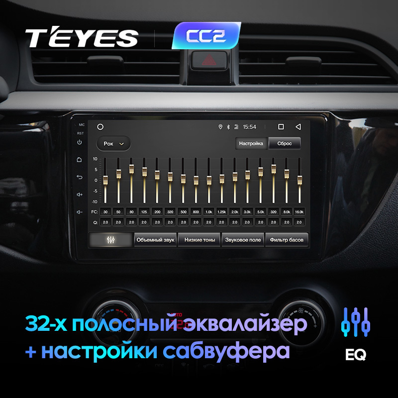 cheapest Teyes CC2 Car Multimedia player android Car DVD For  Mazda almera Toyota Volkswagen Nissan Kia VW qashqai juke Peugeot 2 Din