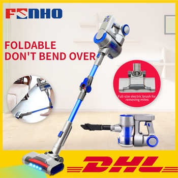FUNHO BH-603 Wireless Vacuum Cleaner 9000pa Powerful Suction Led Light Stick Handheld Portable Vacuum 4 in 1 - DISCOUNT ITEM  50% OFF All Category