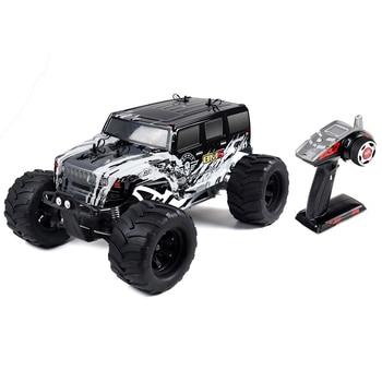 1:5  RC Model Car Gas Engines 4WD Big Foot Truck (Car + Gas Engines + Remote Controller )(Random Car Shell) - RTR Version цена 2017