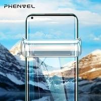 Protector de pantalla de TPU para Oneplus 8 7T PRO, película de hidrogel de cobertura completa para Oneplus 7T 6 6T 7 PRO
