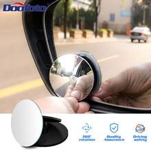 360 градусов HD Зеркало для слепых зон, регулируемое автомобильное выпуклое зеркало заднего вида для автомобиля, зеркало заднего вида с широк...