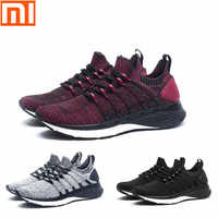 Original Xiaomi Mijia Sneakers 3 Men's Outdoor Sports Shoes 3D Fishbone Lock System Knitting Upper Men Running Shoes