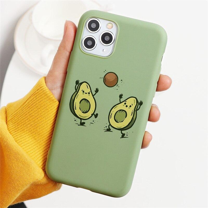 Cute Avocado Case 40