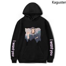 Kaguster Autumn Fashion Casual Oversized Harajuku Bad Guy Hoodies Women Men Teenagers Cotton Pullover Sweatshirt Crop Top Hoodie