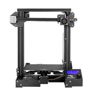 Image 2 - Yeni CREALITY 3D yükseltme 3D Ender 3 Pro/Ender 3 ProX yazıcı kiti Cmagnetic dahili etiket özgeçmiş baskı ile marka güç tedarik