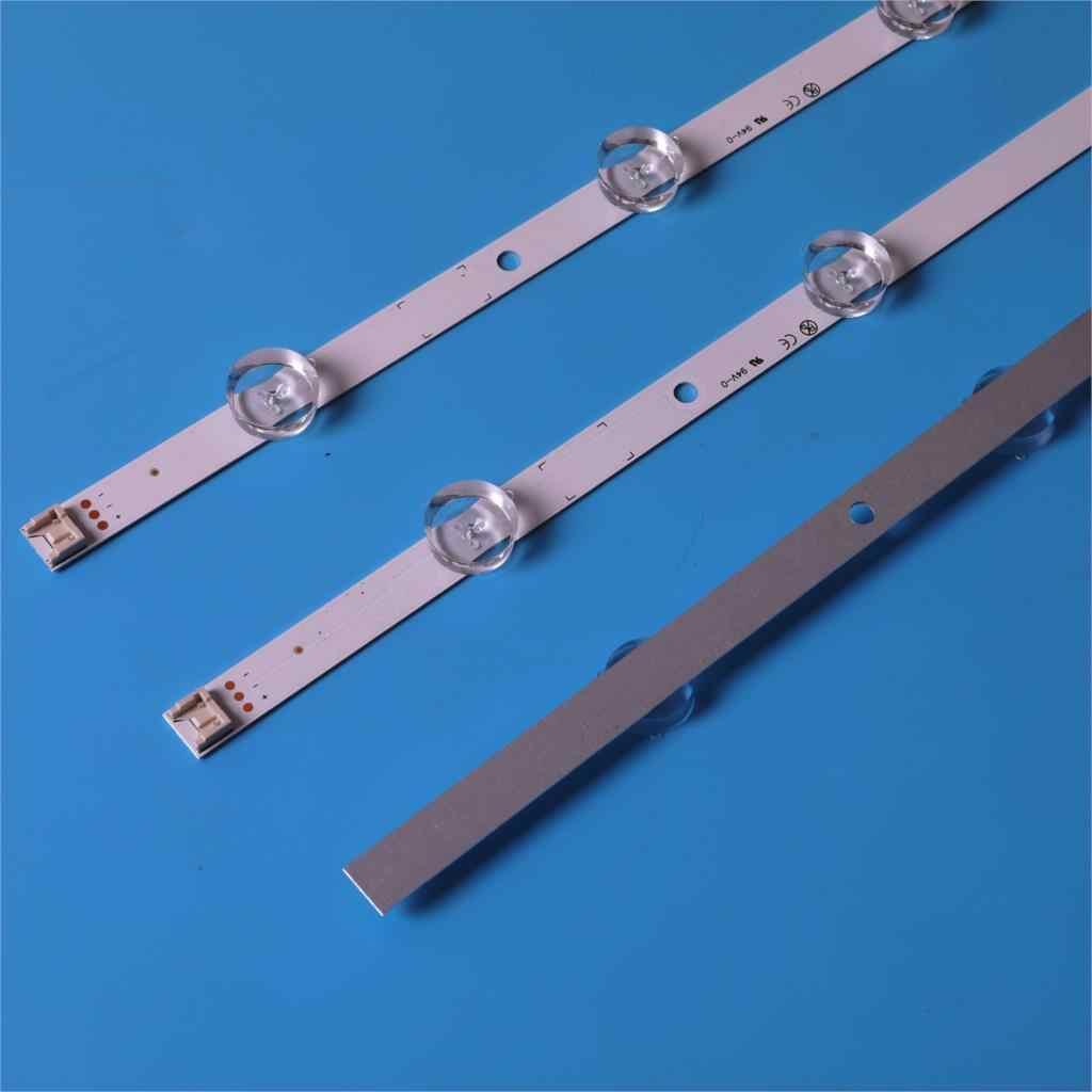 (Novo kit) faixa de retroiluminação led 3 pçs/set 6/7, substituição para lg tv «innotek pola2.0 32 a tipo b