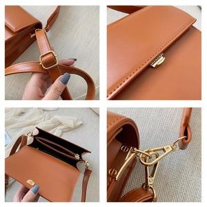 Image 3 - Luxury Small Women Crossbody Bags for Women Fashion Luxury Designer Female Shoulder Messenger Phone Bags Handbags Wide Strap