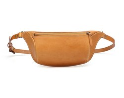 Genuinel leather casual belt bag waist bags for women handmade high quality