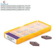 Turning-Tool Dnmg150408-Ma UE6020 VP15TF Original CNC US735 High-Quality