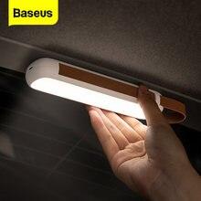 Baseus солнечный автомобиль аварийный светильник портативный
