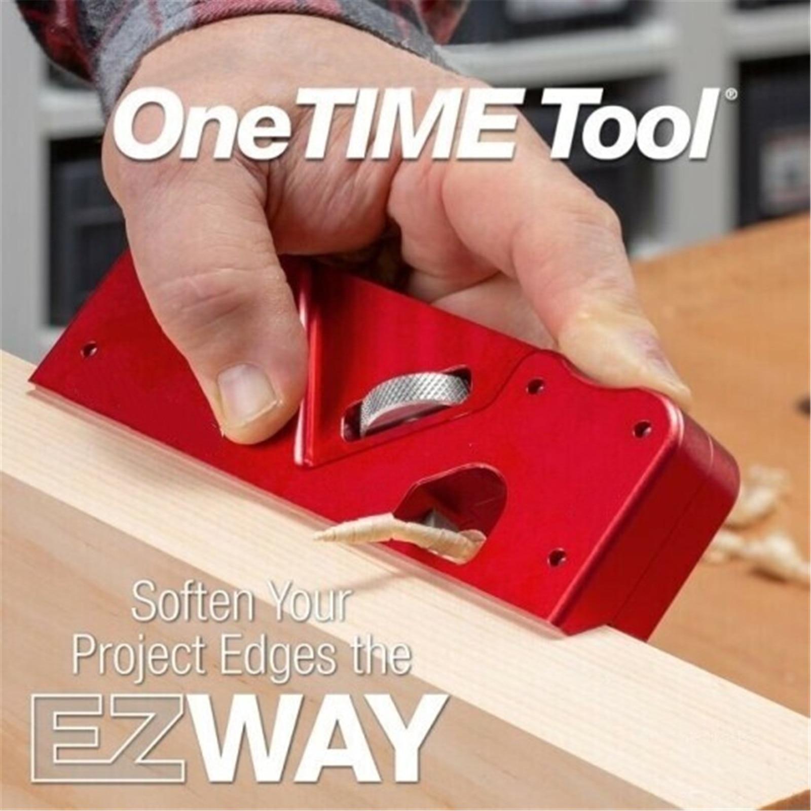 Woodworking Edge Corner Flattening Tool