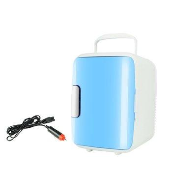 Car Heating And Cooling Box Home Car Dual Purpose 4L Mini Refrigerator Car Refrigerator Thermal Insulation 7 5l 4 l car refrigerator mini home dual heating and cosmetic breast insulin refrigerated box