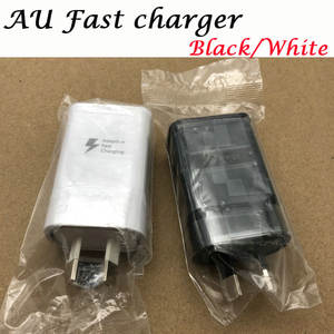 Usb-Adaptive Fast-Charging-Charger Au-Plug Samsung Galaxy Original 9V/1.67A for S7edge/s6