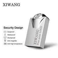 Super mini metallo usb flash drive 128gb 64 gb 32gb pen drive 16gb 8gb di memoria usb 2.0 di memoria del bastone pendrive 4 gb MARCHIO su ordinazione libero