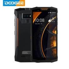 DOOGEE-Walkie-talkie S80 IP68/IP69K, móvil con carga inalámbrica, NFC, 10 080 mAh, 12 V, 2 A, 5,99 FHD, Helio P23, ocho núcleos, 6 GB, 64 GB, 16,0 MP