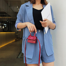 Fashion Super Mini Handbag for Women Cute Messenger Bags Lux