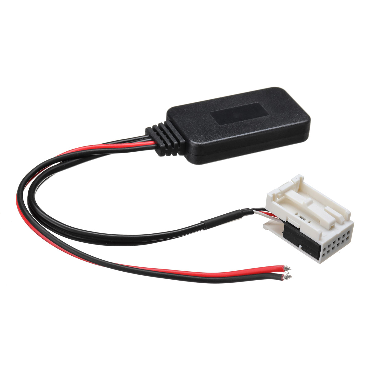 <font><b>12V</b></font> <font><b>bluetooth</b></font> Wireless Radio Audio Stereo <font><b>AUX</b></font>-IN Module <font><b>Aux</b></font> Cable <font><b>Adapter</b></font> For Peugeot 207 307 407 308 For Citroen C2 C3 RD4 image