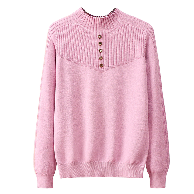 Turtleneck Sweater Women Pullover High Elasticity Knitted Ribbed Slim Jumper Autumn Winter Basic Female Sweater Truien Dames