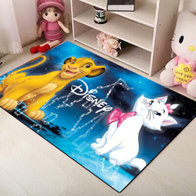 Marie Cat Kitchen Mat  Anti-slip Modern Area Rugs Living Room Balcony Bathroom Printed Carpet Doormat Hallway Geometric Bath Mat