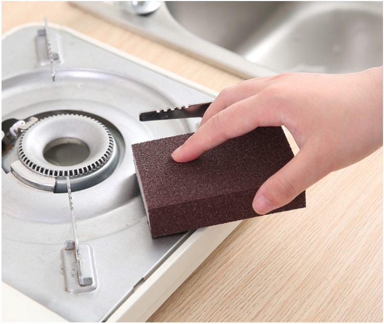 Kitchen Accessories Emery Nano SpongeMagic sponge for Removing Rust Cleaning Cotton Gadget Descaling Clean Rub Pot Kitchen Tool 23