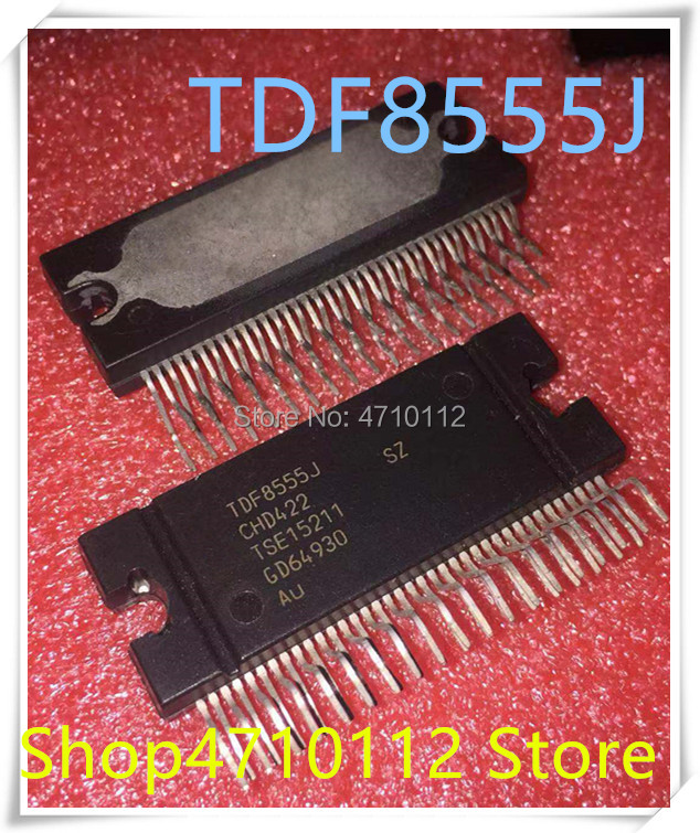 NEW 1PCS/LOT TDF8555J TDF8555 ZIP IC