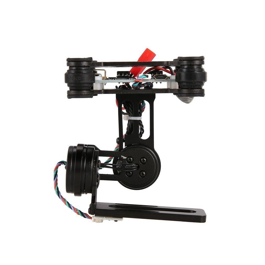 Ultralight 2 axis mini cardan kit fpv